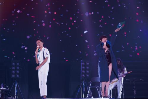 【ライブレポート】椎名林檎、20周年記念アリーナ …